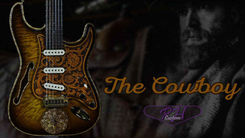 RH Custom and George Amicay Collaboration: The Cowboy