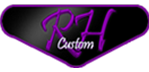 RH Custom Guitars Logo